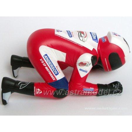 M5 Race - jezdec červený