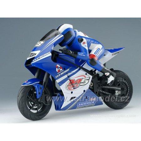Motorka M5 RACE PRO okruhová Plug & Play