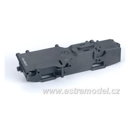 M5 Race Tuning - držák baterie karbon