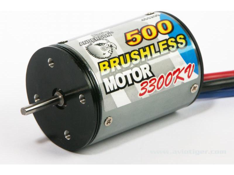 M5 Tuning - motor střídavý 3300ot/V