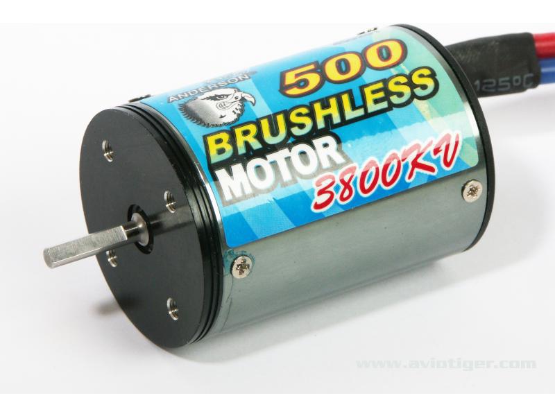 M5 Tuning - motor střídavý 3800ot/V