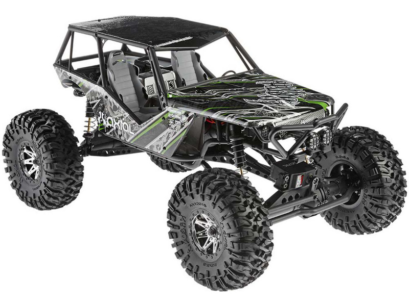 Axial Wraith Rock Racer 1:10 4WD RTR, AXID9018, AX9018