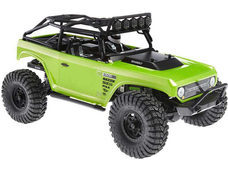 Axial SCX10 1:10 Deadbolt 4WD RTR, AXID9044, AX9044