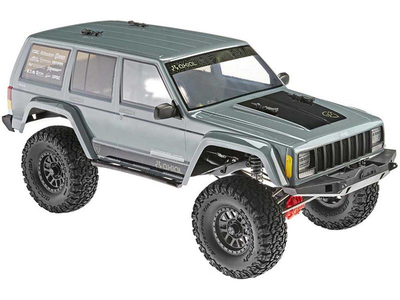 Axial SCX10 II Jeep Cherokee 1:10 4WD RTR, AXID9047, AX9047