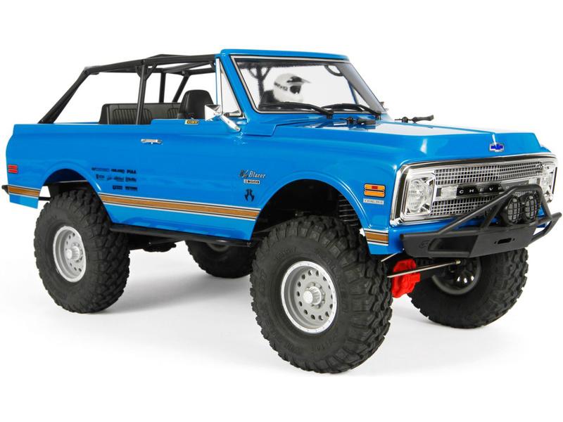Axial SCX10 II Chevrolet Blazer 1969 1:10 4WD RTR, AXID9058, AX9058