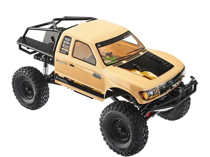 Axial SCX10 II Trail Honcho 1:10 4WD RTR, AXID9059, AX9059