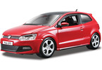 Bburago 1:24 Plus VW Polo GTI Mark 5