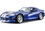 Bburago 1:24 Kit Dodge Viper GTS Coupe (1996)