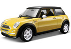 Bburago 1:24 Kit Mini Cooper (2001)