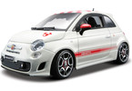 Bburago 1:24 Kit Abarth 500