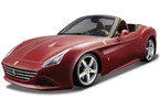 Bburago 1:24 Ferrari California T (open top)