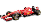 Bburago 1:24 Ferrari Racing SF15-T