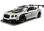 Bburago 1:24 Race Bentley Continental GT3