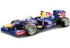 Bburago Race Infiniti Red Bull RB9 2013 1:32