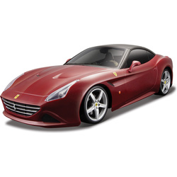 Bburago 1:24 Ferrari California T (closed top)