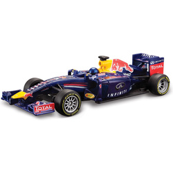 Bburago Race Infiniti Red Bull RB10 2014 1:32