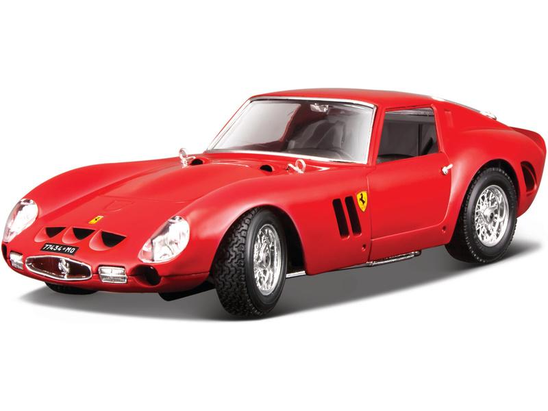 Bburago Original Ferrari 250 GTO 1:18 červená