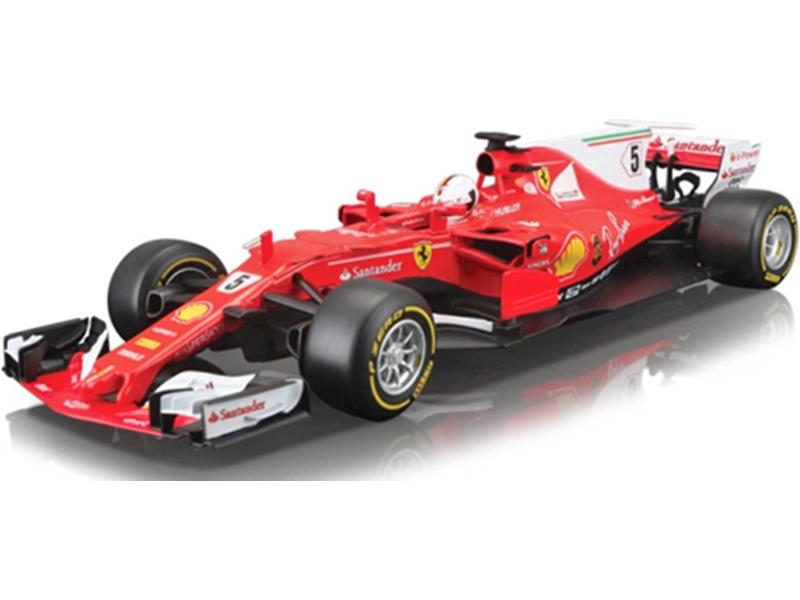 Bburago Ferrari SF70-H 1:18 #5 Vettel