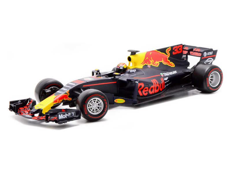 Bburago Plus Red Bull Racing RB13 1:18 Verstappen