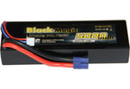 LiPol Car Black Magic 7.4V 5000mAh 35C EC3