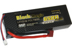 LiPol Car Black Magic 7.4V 6500mAh 35C Deans
