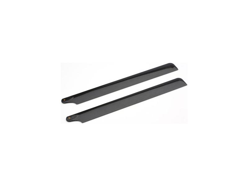 Náhled produktu - Blade 450/400: Uhlíkové hlavní rotorové listy
