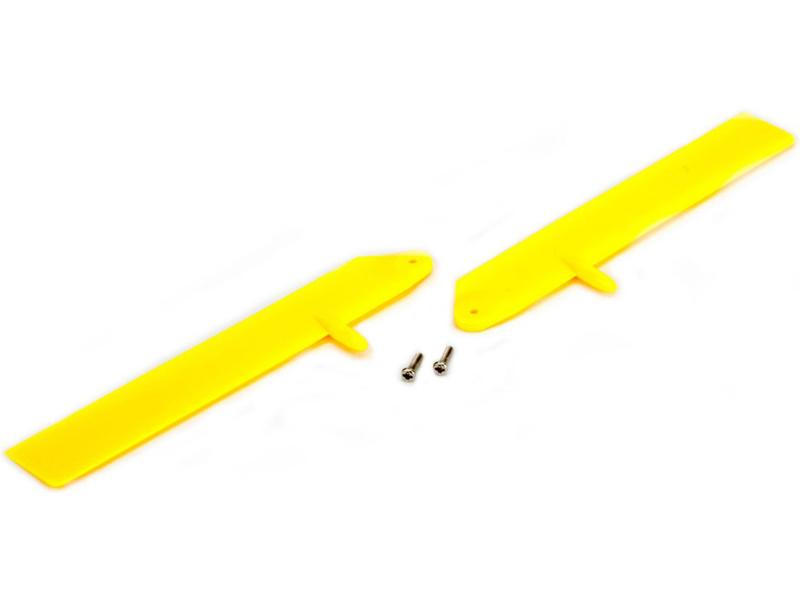 Blade mCP X/2: Rotorové listy Fast Flight žluté