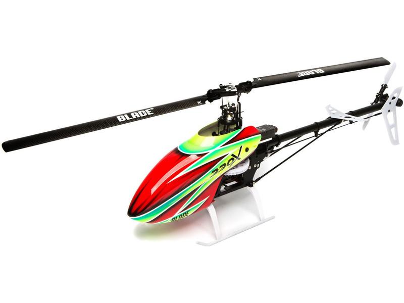 Blade 330X RTF, Spektrum DXe Mód 1