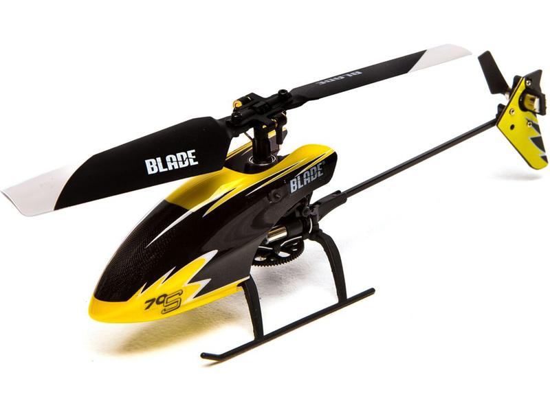 Náhled produktu - Blade 70 S RTF