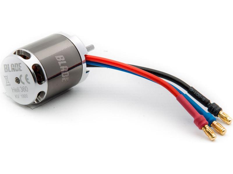Blade 360 CFX: Motor střídavý 1800ot/V