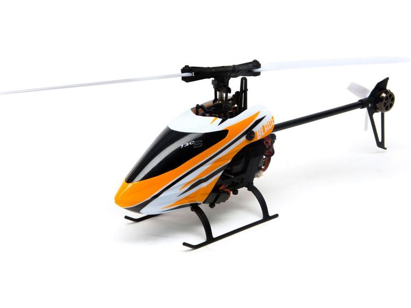 Blade 130 SAFE RTF Mód 2