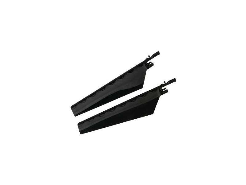 Blade MCX: Rotorové listy spodní (1pár)