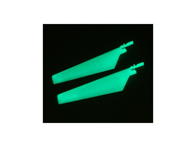 Blade MCX: Rotorové listy spodní - GD (1pár)