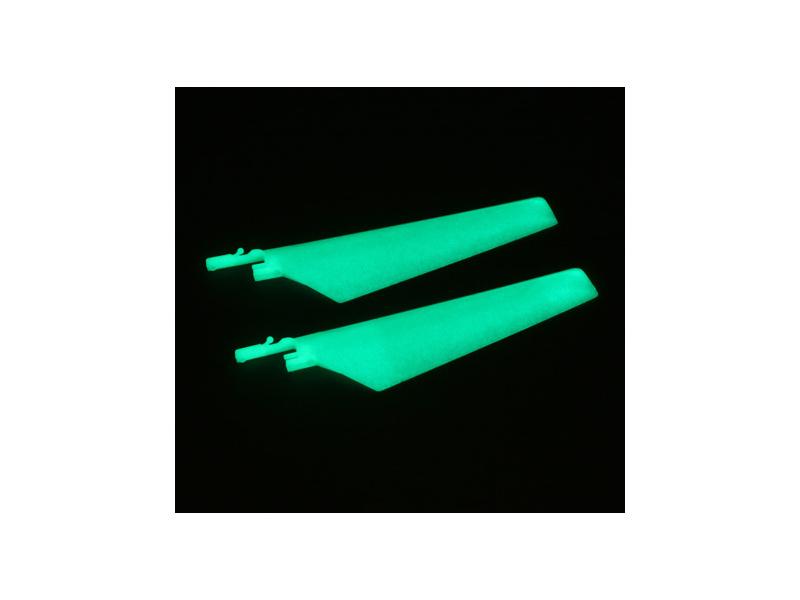 Blade MCX: Rotorové listy horní - GD (1pár)