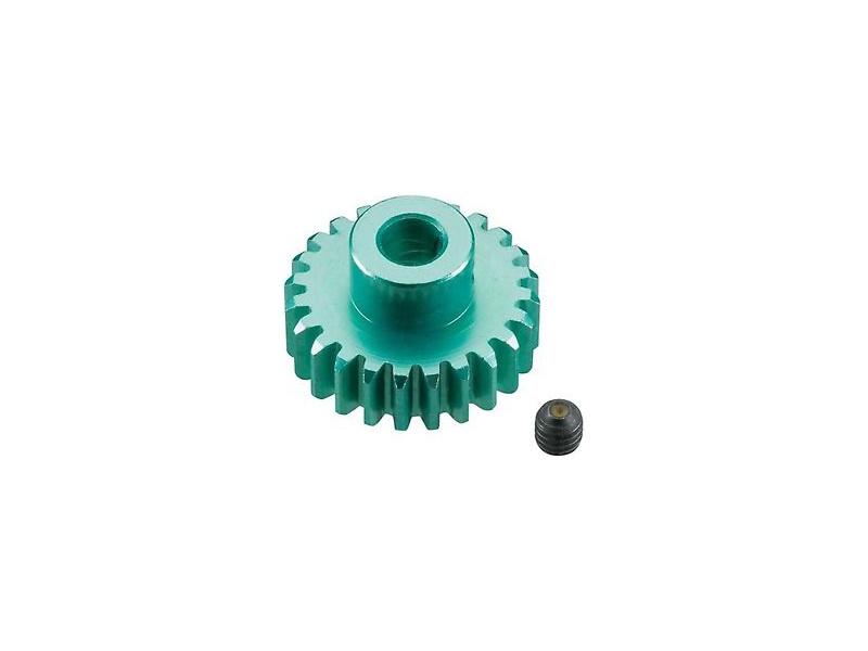 Castle hliníkový pastorek 24T 32DP na hřídel 5mm CC-010-0065-04