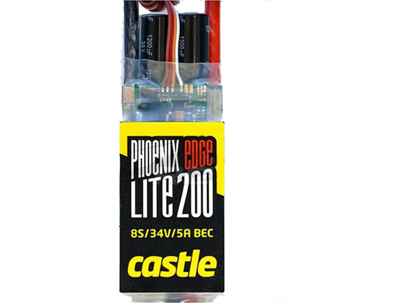 Castle regulátor Phoenix Edge Lite 200 CC-010-0109-00