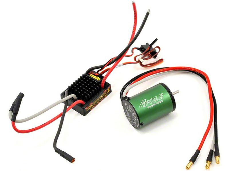 Castle motor 1406 6900kv s reg. Sidewinder V3 CC-010-0115-03