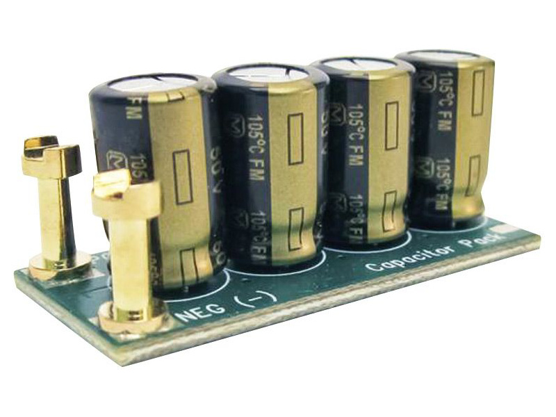 Castle Capacitor Pack 12S 4x220µF CC-011-0002-02