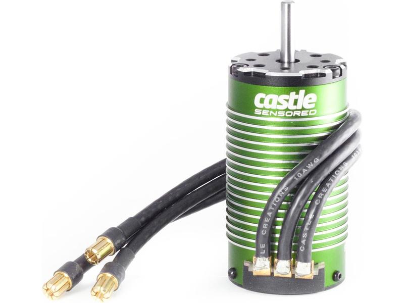 Castle motor 1515 2200ot/V senzored