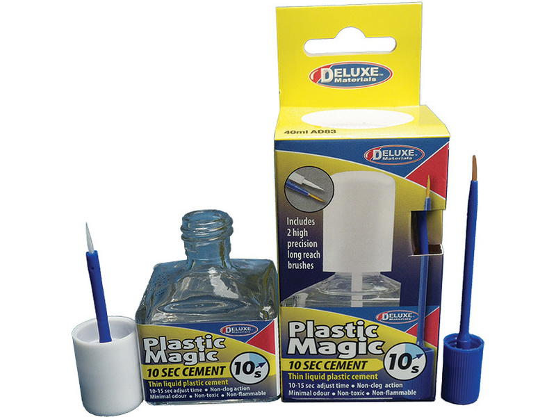 Plastic Magic 10 Sec Cement (40 ml)