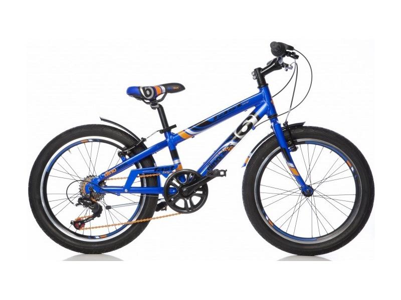 "DINO Bikes - Dětské kolo 20"" Aurelia Fast Boy modré"