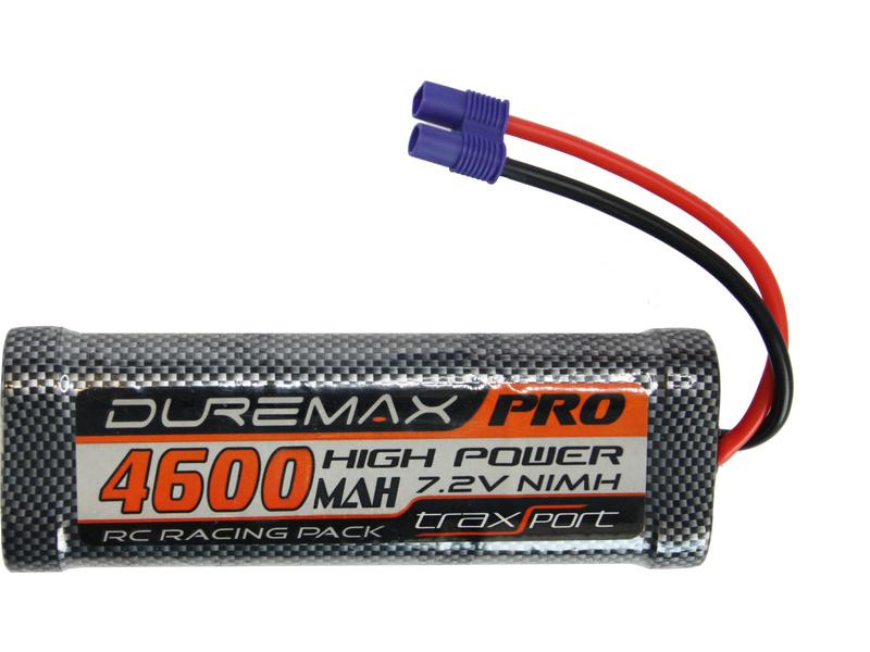 DUREMAX akumulátor NiMH 7.2V 4600mAh EC3