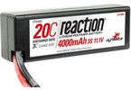 LiPol Reaction Car 11.1V 4000mAh 20C HC EC3