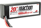 LiPol Reaction Car 11.1V 4000mAh 20C HC TRX
