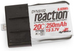 LiPol Reaction Air 3.7V 250mAh 20C Micro