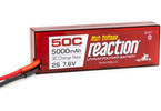 LiPol Reaction Car 7.6V HV 5000mAh 50C EC3