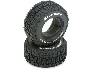 Pneu Short Course Speedtreads Shootout (2) / DYN5124