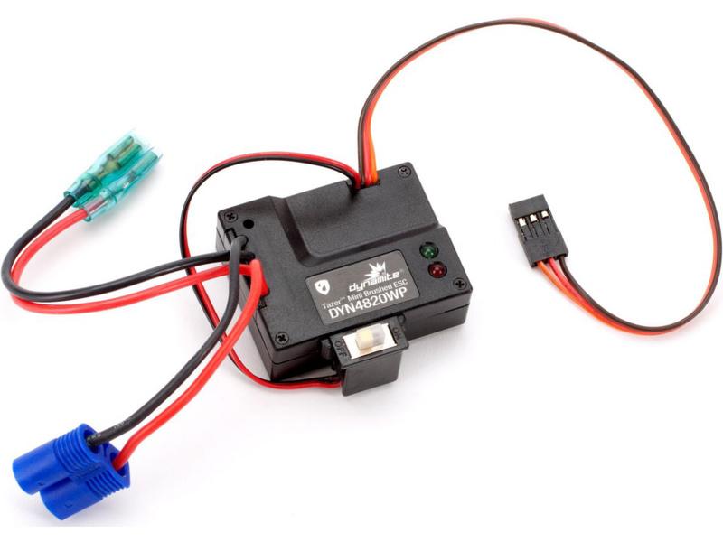 Elektronický regulátor Tazer Mini vodeodolný