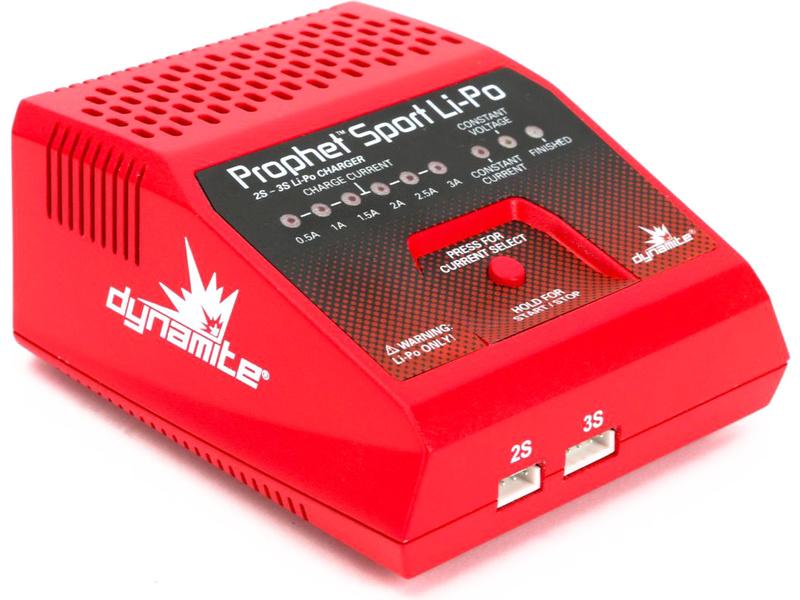 Nabíječ Prophet Sport LiPol 35W AC