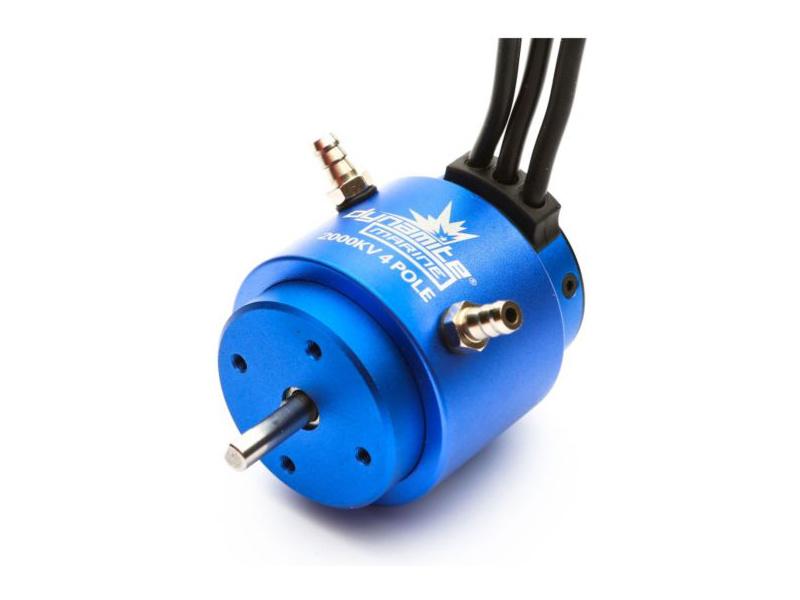 Náhled produktu - Střídavý motor Marine 3650 2000ot/V 4P
